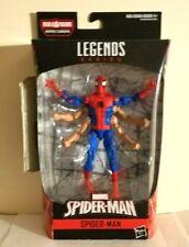 HASBRO MARVEL LEGENDS KINGPIN B.A.F SERIES SIX ARMED SPIDER-MAN(PETER PARKER)