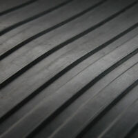 FABRIC BACKED 6MM THICK 1.2M /& 1.5M WIDE NON-SLIP RUBBER RAMP /& HORSEBOX MAT
