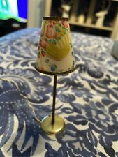 Vintage Retro Dolls House Free Standing Lamp Electric