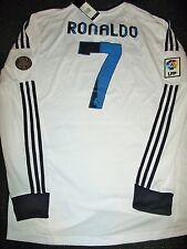 Authentic Ronaldo Real Madrid Jersey 2012 - 2013 Shirt Camiseta Trikot XL NEW!!