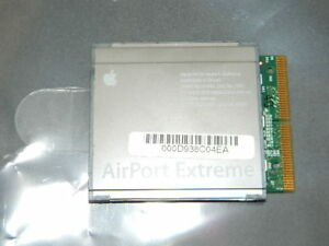 APPLE A1026 AIRPORT EXTREME CARD WIFI IBOOK G4 G5 WIRELESS NETWORK CARD