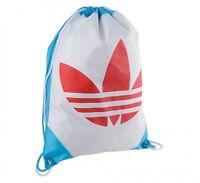 Adidas Originals CB Draw String Bag Trefoil Logo Gym Bag Gym-sack W49674
