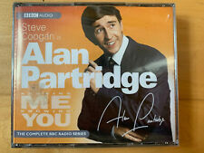 Alan Partridge in Knowing Me Knowing You (2008) Complete Radio Series CD Audio