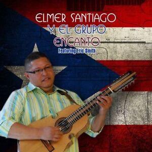 DVD Elmer Santiago y el Grupo Encanto (Puerto Rican Music Cuatro Puertorriqueño)