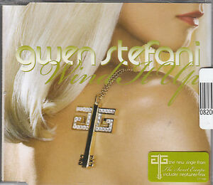 Wind It Up von Gwen Stefani Musik Audio CD Neu