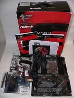 Asrock Fatal1ty X399 Gaming AMD TR4 DDR4 M.2 WiFi Motherboard latest Bios P3.80