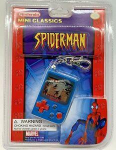 Nintendo Mini Classics Game & Watch Spider Sense Spider-Man Stadlbauer Keychain