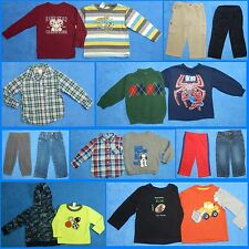 17 Piece Lot of Nice Clean Boys Size 2t 2 24m Fall Winter Everyday Clothes fw17