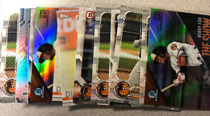 Yusniel Diaz 25 Card Lot Baltimore Orioles #1