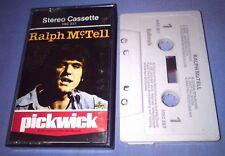 RALPH McTELL SELF TITLED cassette tape album T3000