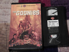 The Goonies + The Adventures of Young Brave (VHS x 2) Thrilling Quests) F. Ship.