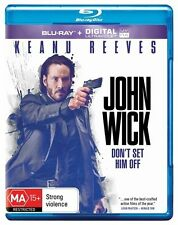 Horror DVDs & Keanu Reeves Blu-ray Discs