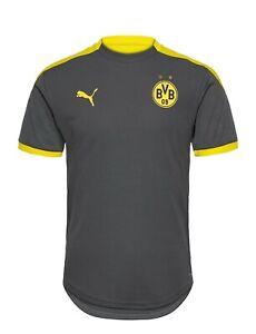 Puma BVB Borussia Dortmund Training Jersey Trainingsshirt 2020 2021 Gr. S M L XL