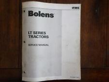 Bolens LT Series Tractors Service Manual