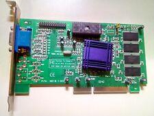 SIS 6326AGP-E AGP video card 8MB VGA rev.2.2