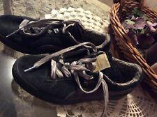 puma suede 7.5 Blue & Gray Womens Tennis Shoes