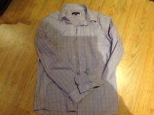 "mens long sleeved shirt size 15 1/2"""