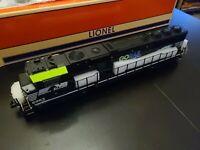 "Lionel 6-83421 Norfolk Southern ""Go Rail"" SD60E Diesel Locomotive W/Legacy"