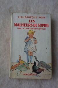LES MALHEURS DE SOPHIE LIBRAIRIE HACHETTE
