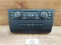 ✅ 08-13 OEM BMW E88  AC A/C Heater Climate Control Switch Panel Heated Seats