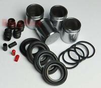 FRONT Brake Caliper Repair Kit+Pistons for Mitsubishi L200 2001-2007 (BRKP101)