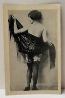 Vintage 1940s-60s- Original Semi Nude Risqué Pinup RP