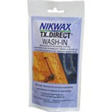 NOUVEAU NIKWAX Pochette TX Direct Wash-in the No1 Imperméabilisation Wet Weather...