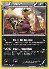 Escroco - XY2:Etincelles - 57/106 - Carte Pokemon Neuve Française