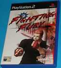 Fighting Fury - Sony Playstation 2 PS2 - PAL