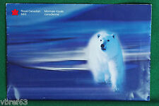 1999 Canada Prooflike PL set - Polar Bear - org. envelope and certificate