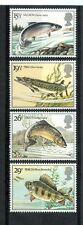 PESCI D'ACQUA DOLCE - FRESH WATER FISH U.K. 1983