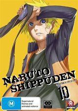 Naruto Shippuden Collection 10 (Eps 113-126) NEW R4 DVD