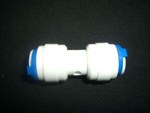"""Reverse Osmosis Water Filter Fitting 6mm 1/4"""" Pipe Tube Connector, Aquarium,RO"""