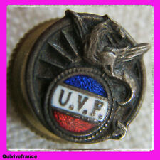 BG3713 - INSIGNE UNION VELOCYPEDIQUE DE FRANCE UVF