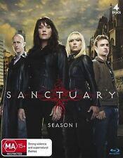 SANCTUARY SEASON 1  DVD R4