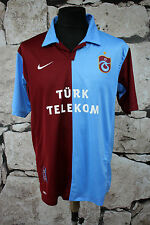 NIKE TRABZONSPOR 2010/2011 HOME  _ Football Shirt Jersey Size L _ ( 551 )