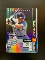 Jeff Bagwell - 2002 MLB Showdown Card #98 *Foil*