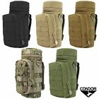 Condor Modular MOLLE Hydration Carrier H2O Water Bottle Tactical Pouch MA40