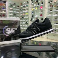 New Balance 500 Scarpe Sneakers Sportive Casual pelle tela Black estate 2021