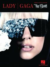 Lady Gaga The Fame Sheet Music Piano Vocal Guitar SongBook NEW 000307064