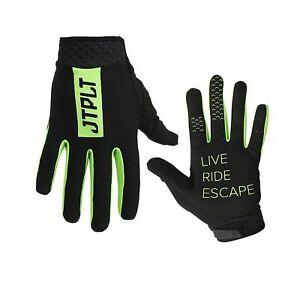 Jetpilot Matrix Pro Super Lite Glove Black / Green - Jetski Handschuhe