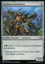 4x Verdant automaton | nm/m | Aether revolt | Magic mtg