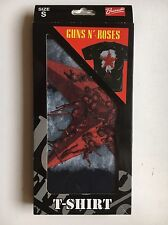 GUNS N ROSES G N R TSHIRT SMALL IN BOX NEW S