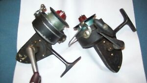 Vintage Dam Quick 330 and finessa Spinning Reels Made In West Germany