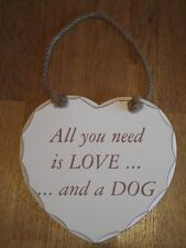 Heart Vintage/Retro Decorative Plaques & Signs