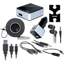 Isound-1640 9-in-1 Audio Essentials Kit for Mobile Devices
