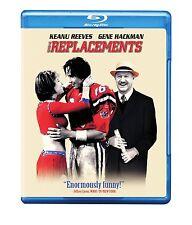 THE REPLACEMENTS (Keanu Reeves, Gene Hackman)  Blu Ray - Sealed Region free