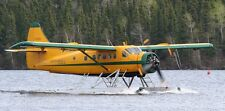 DHC-3 Otter Canadian STOL Transport Airplane Handcrafted Wood Model Large New
