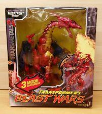 Megatron Transmetals 2 Beast Wars Transformers Hasbro Dragon Evil Predacon RARE