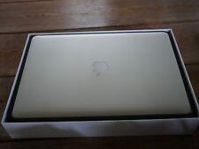 """Apple MacBook Pro Retina 15""""2014  i7 2,5 Ghz 16 GB 512 GB SSD MGXC2LL/A"""